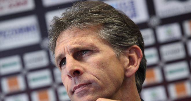 Claude Puel: Secured services of his captain