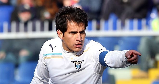 Cristian Ledesma: Settled in Rome after six years with Lazio