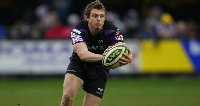 Dan Biggar: ran the show for Ospreys