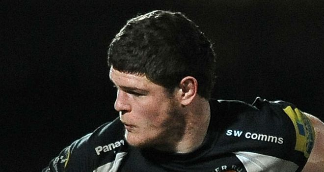 Dave Ewers: Returns to Exeter side to face Leicester