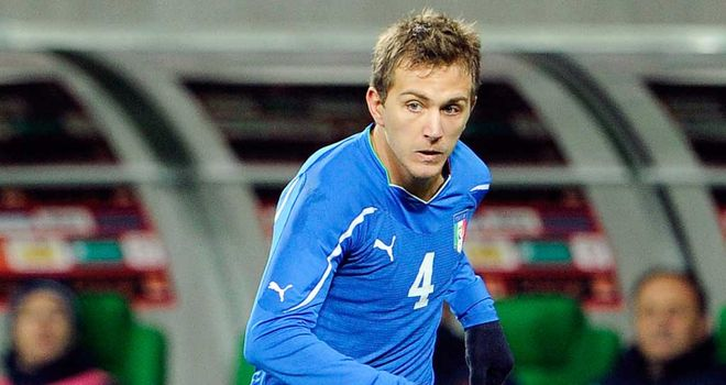 Domenico Criscito: Italy defender will not feature at Euro 2012