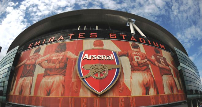 Arsenal: Have secured an extension to their sponsorship deal with Emirates
