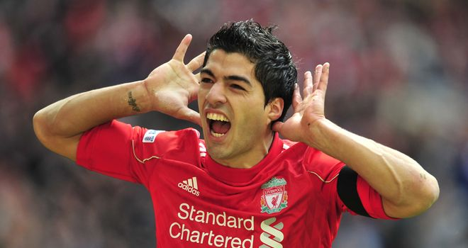 Luis Suarez: Has dismissed talk linking him with Barcelona and Real Madrid