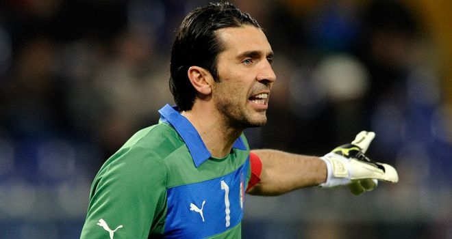 Gianluigi Buffon: Hopes Italy can come out on top against England on Sunday