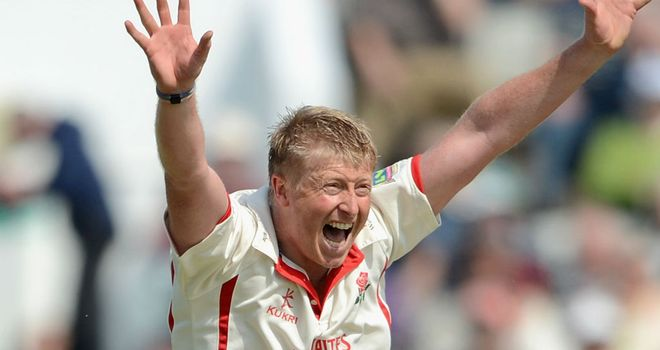 Glen Chapple: Hoping to captain Lancashire to Division Two title