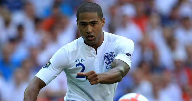 Glen Johnson: Once again forced to sit out England training through injury