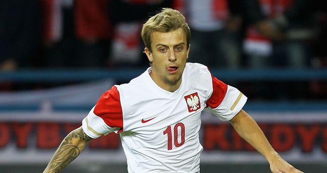 Kamil Grosicki: Opened the scoring