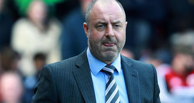 Keith Hill: Satisfied with a draw