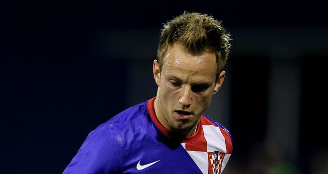 Ivan Rakitic: Looking to help Croatia into the quarter-finals of Euro 2012