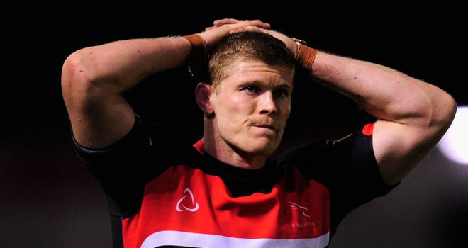 James Hudson: Joining Gloucester at the end of the season