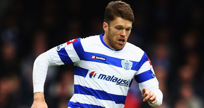 Jamie Mackie: Has been rewarded with a one-year contract extension by QPR