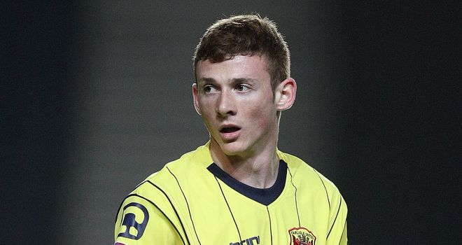 Jordan Cook: Set to join Charlton on a two-year deal after leaving Sunderland