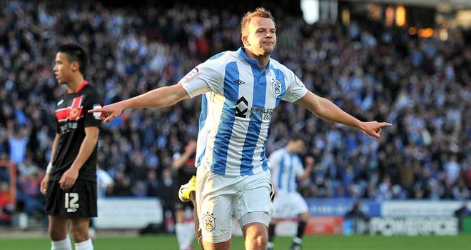 Jordan Rhodes: The striker makes Stuart Pearce's 35-man shortlist