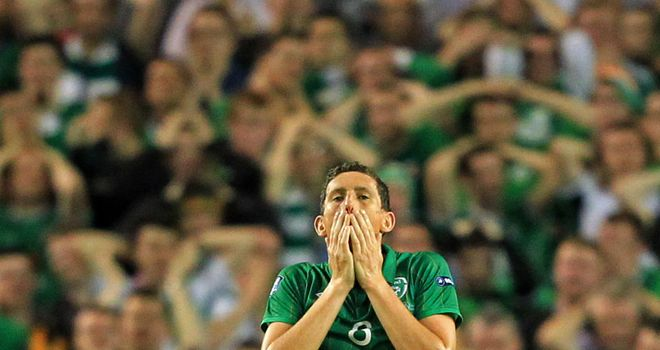 Keith Andrews: Believes Ireland can still qualify from Group C despite Croatia defeat