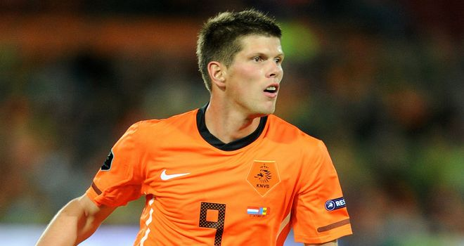 Klaas Jan Huntelaar: excellent form in build up to finals