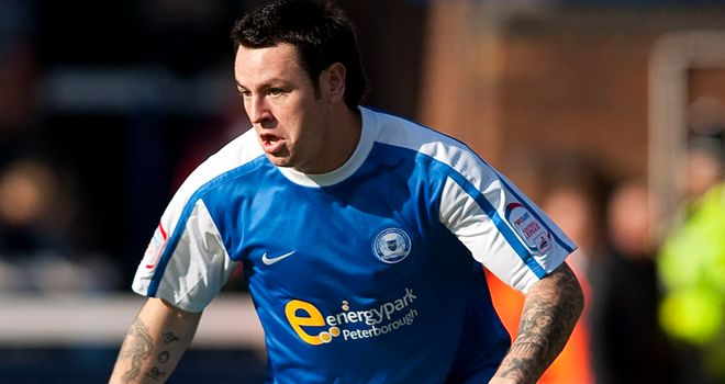Lee Tomlin: Gave Posh the lead