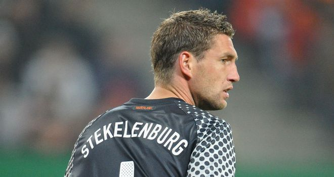 Maarten Stekelenburg: Roma goalkeeper was on the brink of Fulham loan move