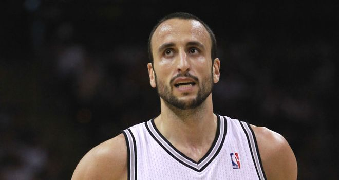 Manu Ginobili: Scored a team-high 26 points off the bench
