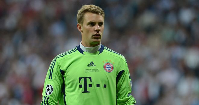 Manuel Neuer: Few sides have been able to trouble the Bayern Munich goalkeeper this season