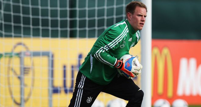 Marc-Andre Ter Stegen: Linked with move to Barcelona