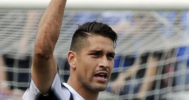 Marco Borriello: Striker has rejoined Genoa for an undisclosed fee