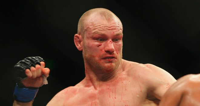 Martin Kampmann: Back in the octagon