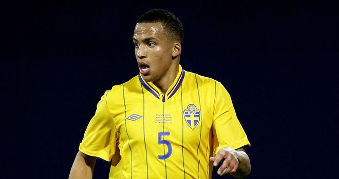 Martin Olsson: Linked with West Ham