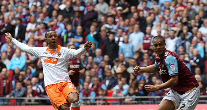Matt Phillips: Blackpool winger has been attracting interest from teams in the Premier League