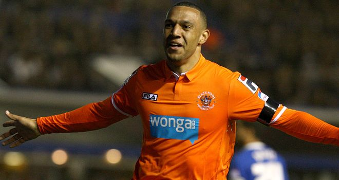 Matt Phillips: The Blackpool star has been a summer transfer target of Southampton