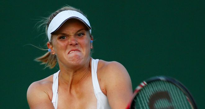 Melanie Oudin: Muscle condition a concern for American star