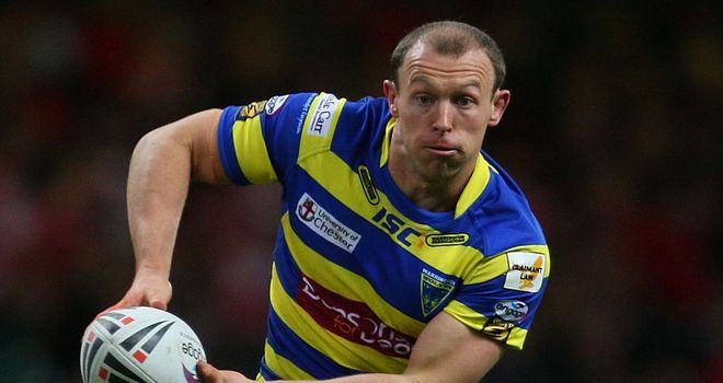 Mickey Higham: looking forward to the chance to face one of his former clubs on Friday night