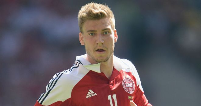 Nicklas Bendtner: Has linked up with Juventus on a season-long loan