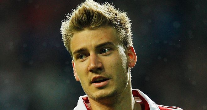 Nicklas Bendtner: Arsenal striker will decide future after Euro 2012