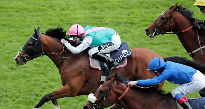Noble Mission: His Investec Derby dream is still alive