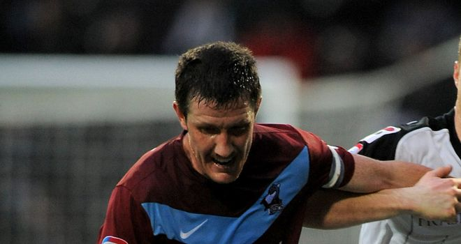 Cliff Byrne: Heading back to Glanford Park