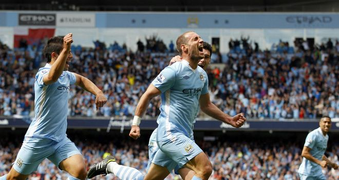 Pablo Zabaleta: Setting his sights on doing better in the Champions League next season