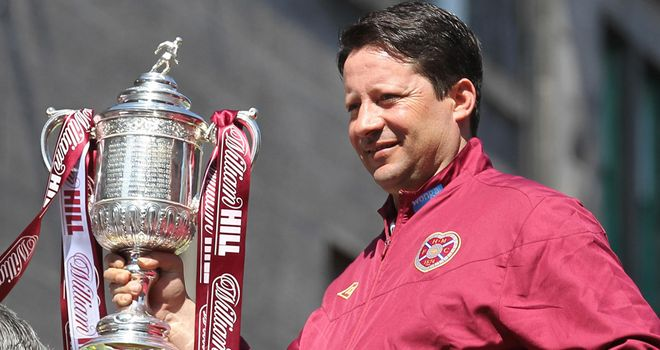 Paulo Sergio: Hearts have finally expressed an interest in keeping their manager