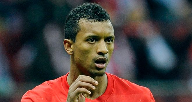 Nani: Scored for Portugal