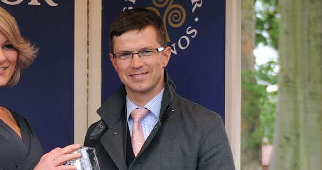 Roger Varian: Confirmed split with stable jockey Neil Callan
