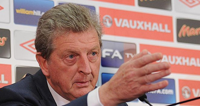 Roy Hodgson: England coach praised Chelsea's UEFA Champions League final success