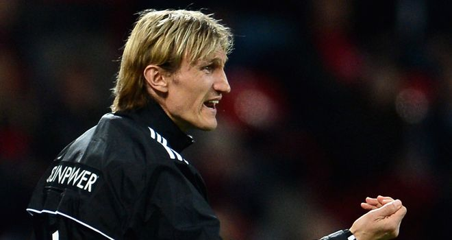 Sami Hyypia: Wants to go it alone at Leverkusen