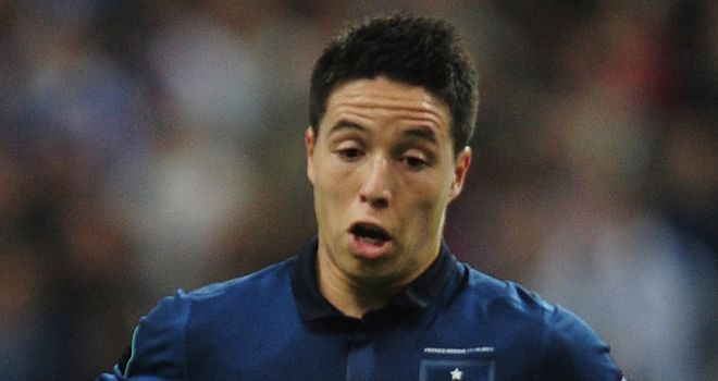 Samir Nasri: Warned France to sort out their problems before taking on England