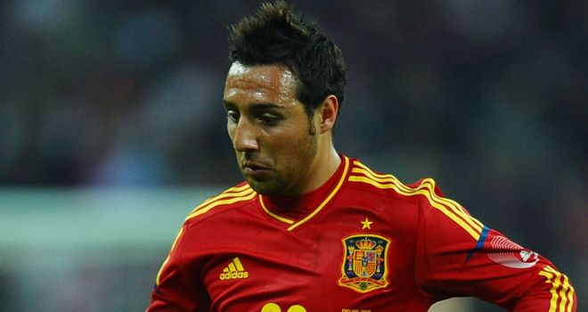 Santi Cazorla: The Spain international is reportedly set to sign a four-year deal at Arsenal
