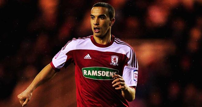 Seb Hines: Understood to be a possible transfer target for Blackburn
