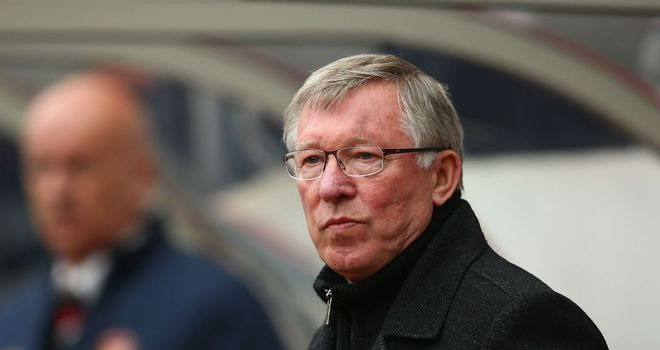 Sir Alex Ferguson: Manchester United's manager thinks his club's legacy speaks for itself