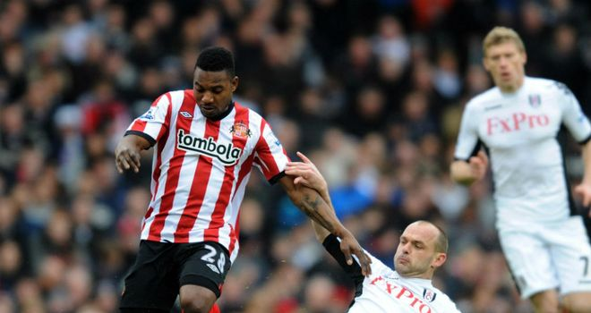 Stephane Sessegnon: Sunderland boss Martin O'Neill wants a vast improvement from the Benin international