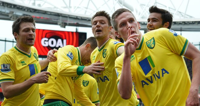 Steve Morison: Hopes to have silenced his critics with Emirates equaliser