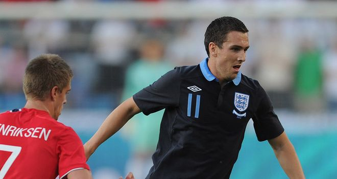 Stewart Downing: Unhappy not to score for Liverpool but confident he will improve next term