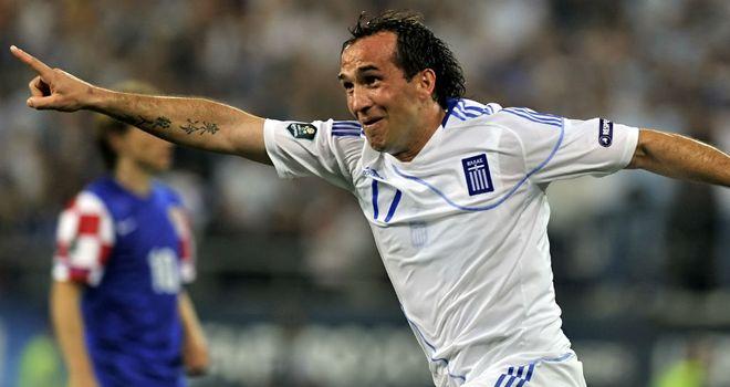 Theofanis Gekas: Greek striker leaves Levante after just four months