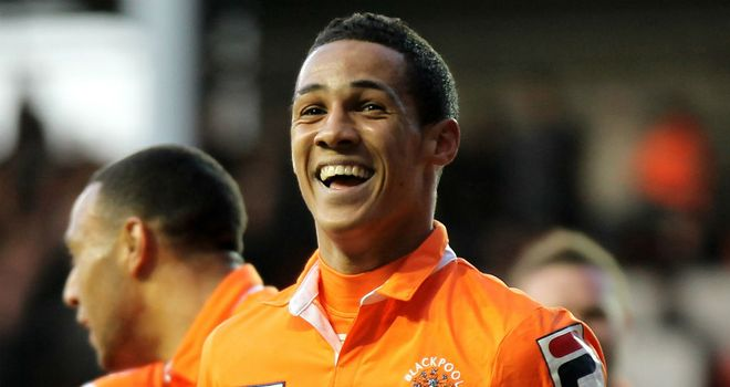 Tom Ince: Subject of an offer from Swansea City
